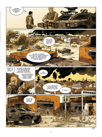 Page 5 Soleil froid tome 1
