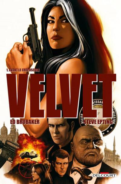 Couverture Velvet tome 1