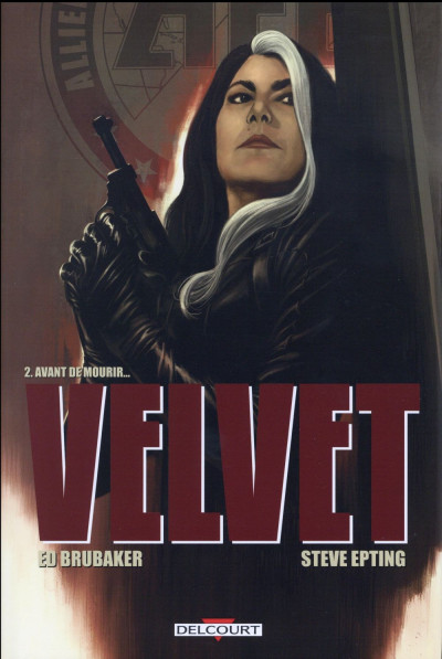 Couverture Velvet tome 2