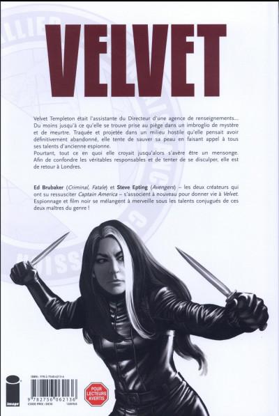 Dos Velvet tome 2