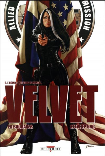 Couverture Velvet tome 3