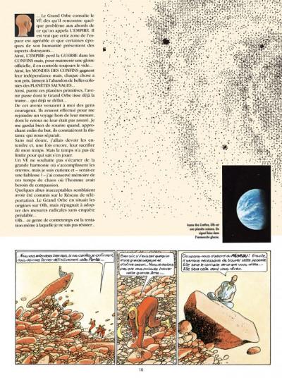 Page 3 Le Cycle de Cyann - La Clé des Confins