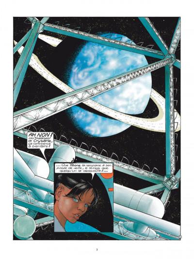 Page 1 Le Cycle de Cyann tome 2 - Six saisons sur Ilo
