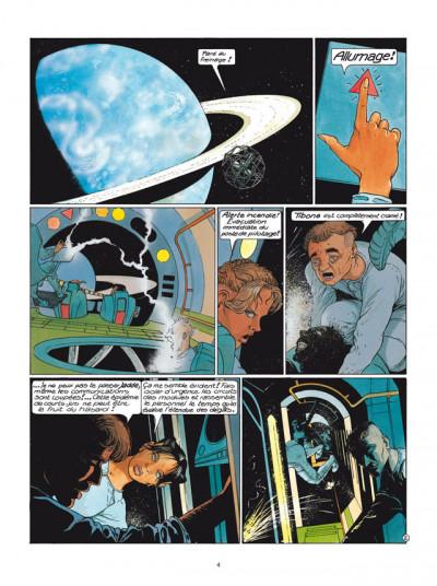 Page 2 Le Cycle de Cyann tome 2 - Six saisons sur Ilo
