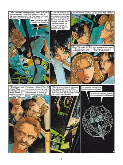 Page 3 Le Cycle de Cyann tome 2 - Six saisons sur Ilo