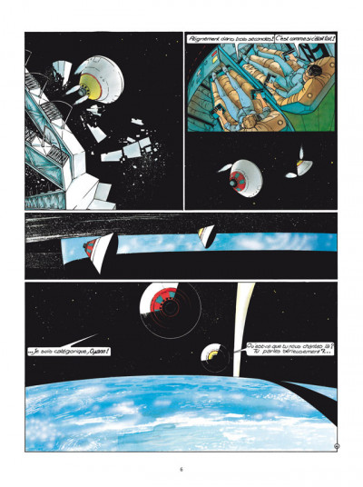 Page 4 Le Cycle de Cyann tome 2 - Six saisons sur Ilo