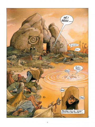 Page 1 Le Cycle de Cyann tome 3 - Aïeïa d'Aldaal