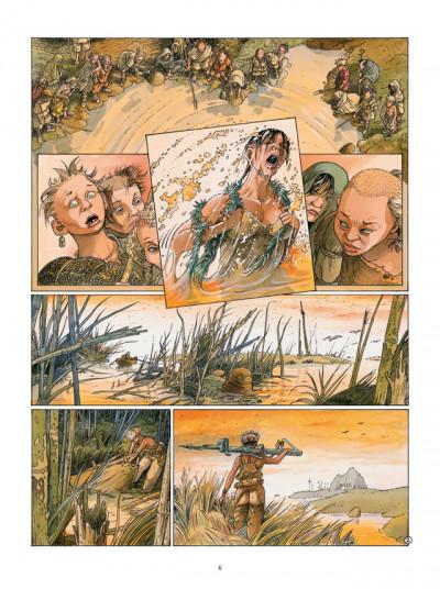 Page 2 Le Cycle de Cyann tome 3 - Aïeïa d'Aldaal