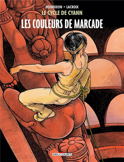 image de Le Cycle de Cyann tome 4 - Les Couleurs de Marcade