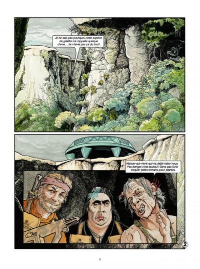 Page 2 Le Cycle de Cyann tome 5