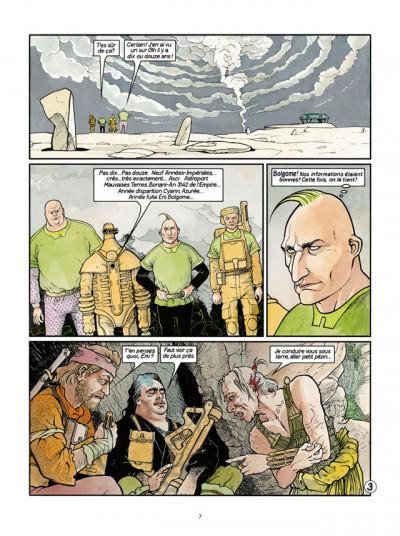 Page 3 Le Cycle de Cyann tome 5