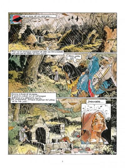 Page 1 Les Compagnons du crépuscule tome 2 - Les Yeux d'Étain de la Ville Glauque