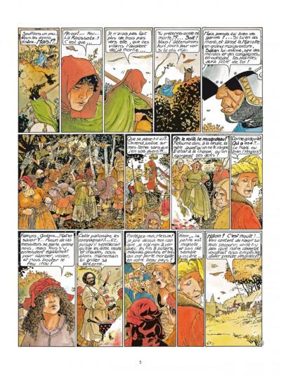 Page 3 Les Compagnons du crépuscule tome 2 - Les Yeux d'Étain de la Ville Glauque