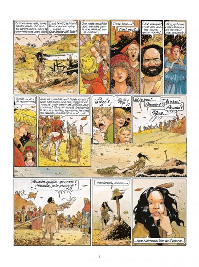 Page 4 Les Compagnons du crépuscule tome 2 - Les Yeux d'Étain de la Ville Glauque