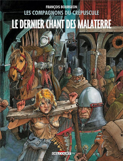 image de Les Compagnons du crépuscule tome 3 - Le Dernier Chant des Malaterre