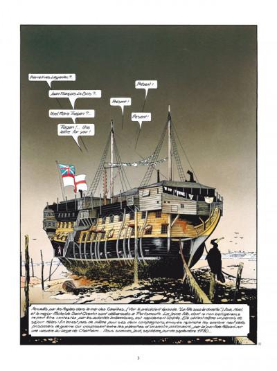 Page 1 Les Passagers du vent tome 2 - Le Ponton