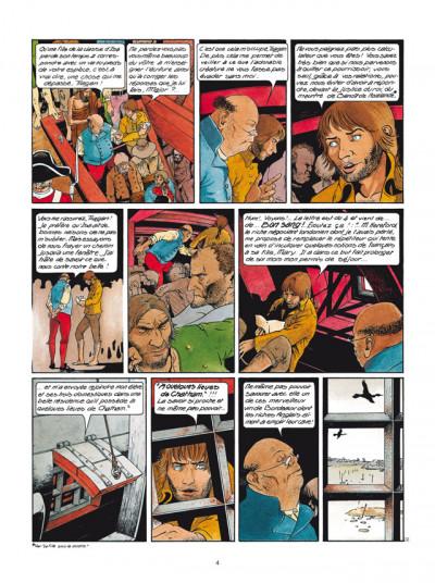 Page 2 Les Passagers du vent tome 2 - Le Ponton