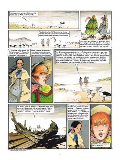 Page 3 Les Passagers du vent tome 2 - Le Ponton