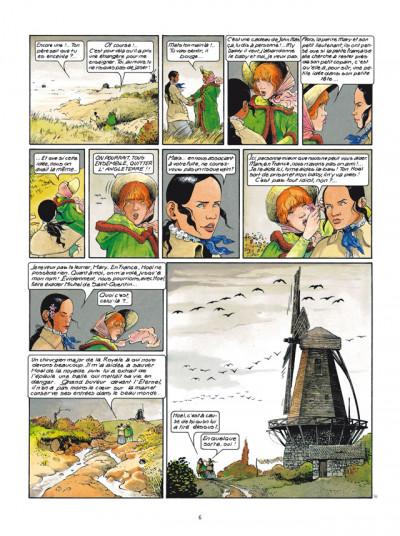 Page 4 Les Passagers du vent tome 2 - Le Ponton