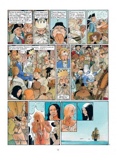 Page 2 Les Passagers du vent tome 3 - Le Comptoir de Juda