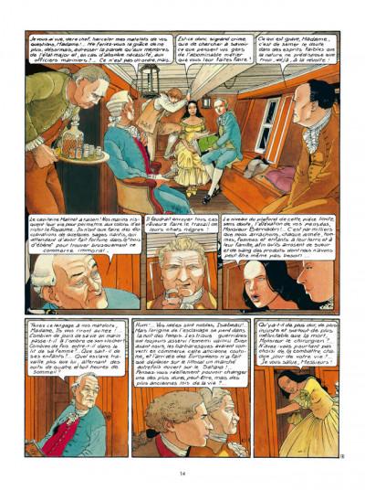 Page 4 Les Passagers du vent tome 3 - Le Comptoir de Juda