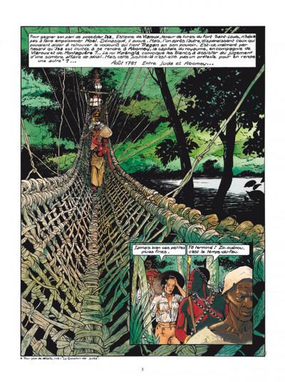 Page 1 Les Passagers du vent tome 4 - L'Heure du Serpent
