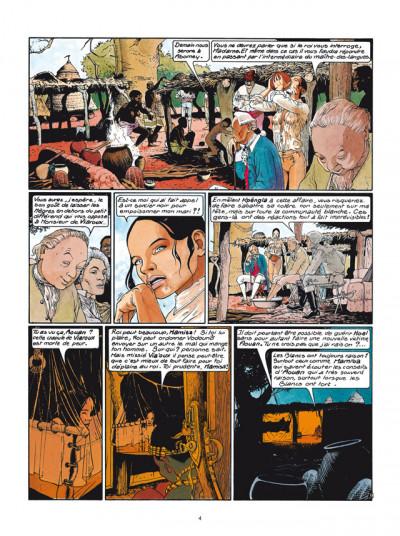 Page 2 Les Passagers du vent tome 4 - L'Heure du Serpent
