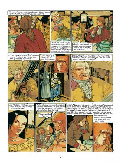 Page 2 Les Passagers du vent tome 5 - Le Bois d'Ebène