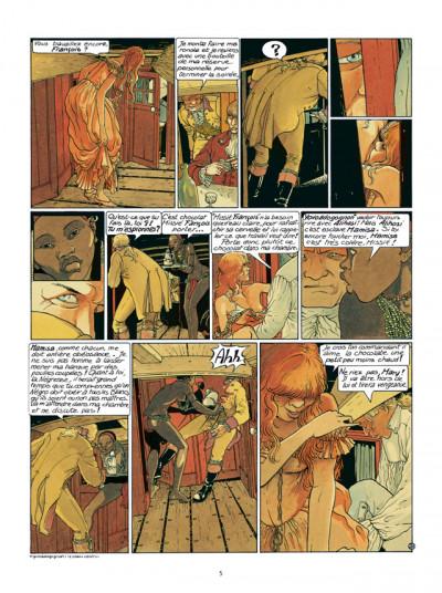 Page 3 Les Passagers du vent tome 5 - Le Bois d'Ebène