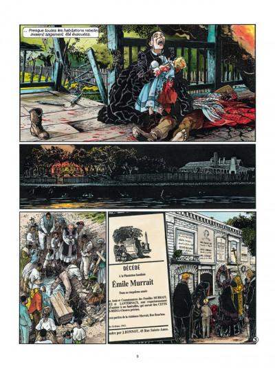 Page 3 Les Passagers du vent tome 6 - La Petite Fille Bois-Caïman - Livre 1