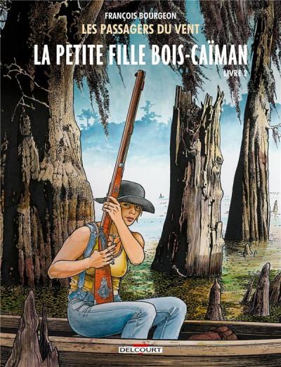 image de Les Passagers du vent tome 6 - La Petite Fille Bois-Caïman - Livre 2