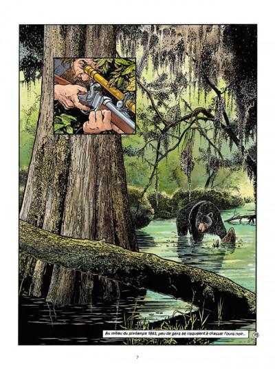 Page 1 Les Passagers du vent tome 7 - La Petite Fille Bois-Caïman - Livre 2