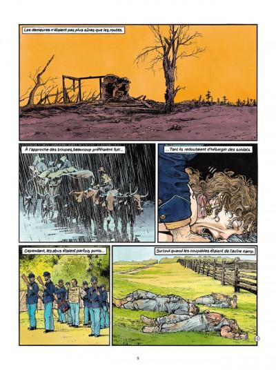 Page 3 Les Passagers du vent tome 7 - La Petite Fille Bois-Caïman - Livre 2