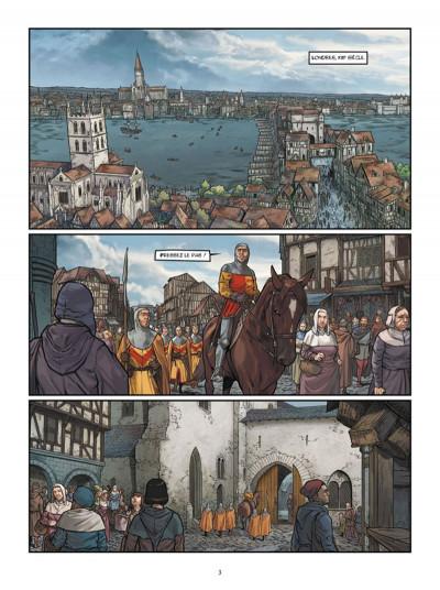 Page 1 Réincarnations tome 1 - La fondation Kendall