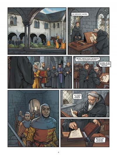 Page 2 Réincarnations tome 1 - La fondation Kendall