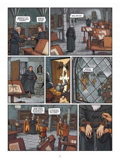 Page 3 Réincarnations tome 1 - La fondation Kendall