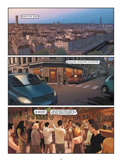 Page 4 Réincarnations tome 1 - La fondation Kendall