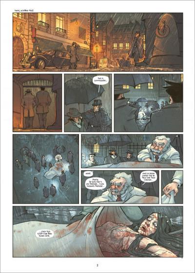 Page 2 Détectives tome 4