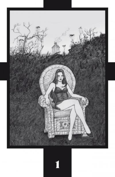 Page 1 Rachel Rising tome 2 - Même pas peur