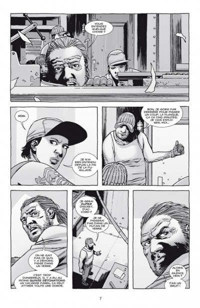 Page 1 Walking Dead tome 21