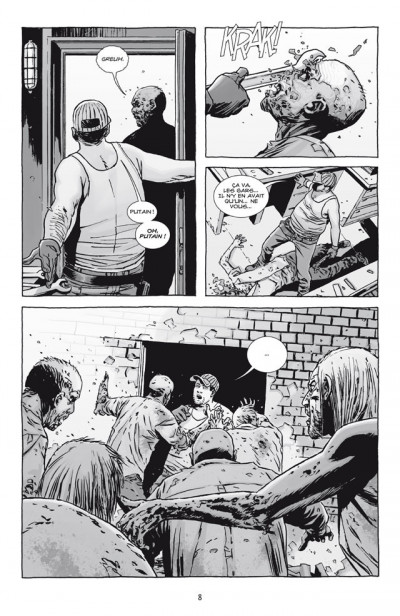 Page 2 Walking Dead tome 21