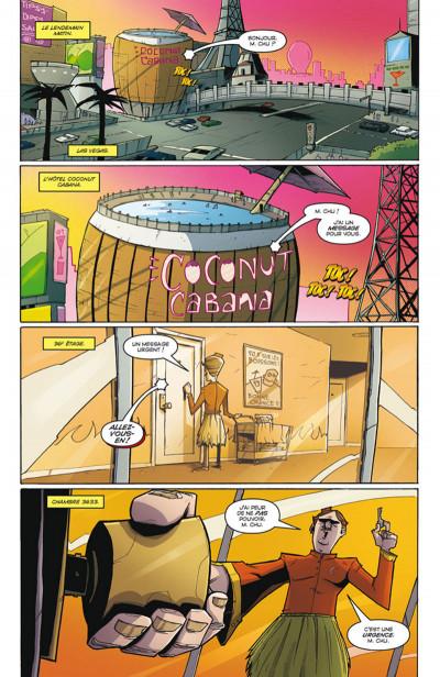 Page 1 Tony Chu, détective cannibale tome 9