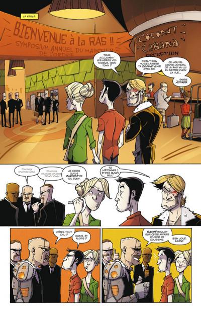 Page 4 Tony Chu, détective cannibale tome 9