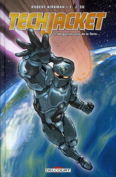 image de Tech Jacket tome 1 - Un garçon venu de la Terre…