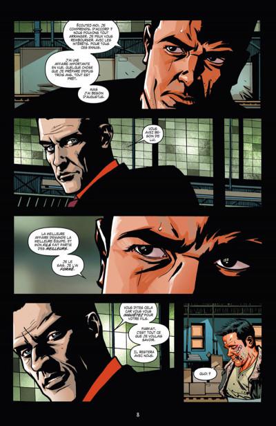 Page 4 Le Maître voleur tome 3 - Venice