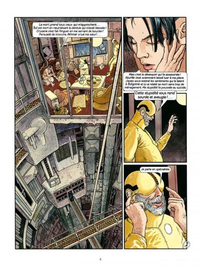 Page 2 Le Cycle de Cyann tome 6
