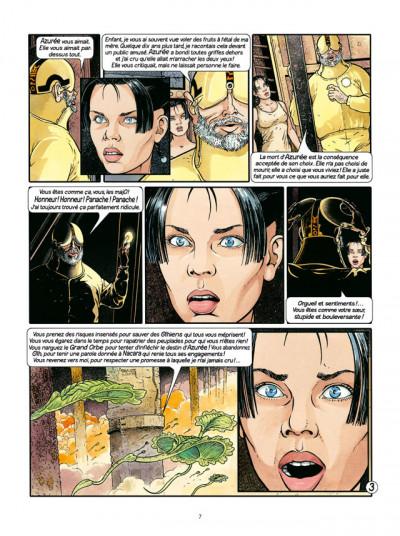 Page 3 Le Cycle de Cyann tome 6