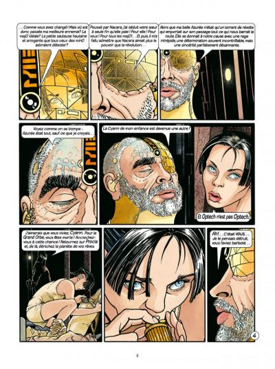 Page 4 Le Cycle de Cyann tome 6