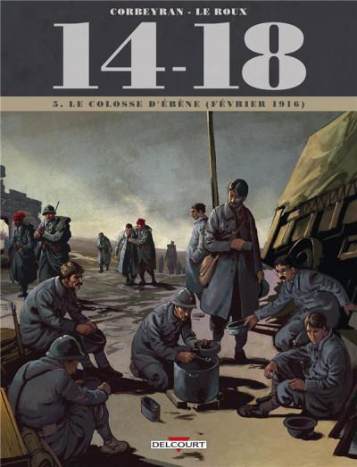 image de 14-18 tome 5 - Le colosse d'ébène (février 1916)