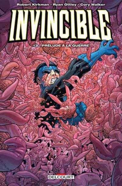 image de Invincible tome 13 - Prélude à la guerre
